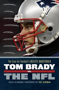 Cover of Tom Brady vs. the NFL